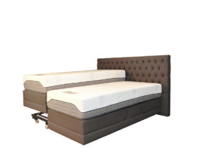 Boxspring Omsels Dreamcollectie zorg uitvoering-0