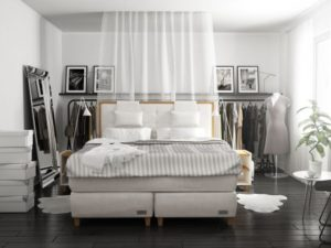 Victus boxspring Style showroommodel 180x210-0